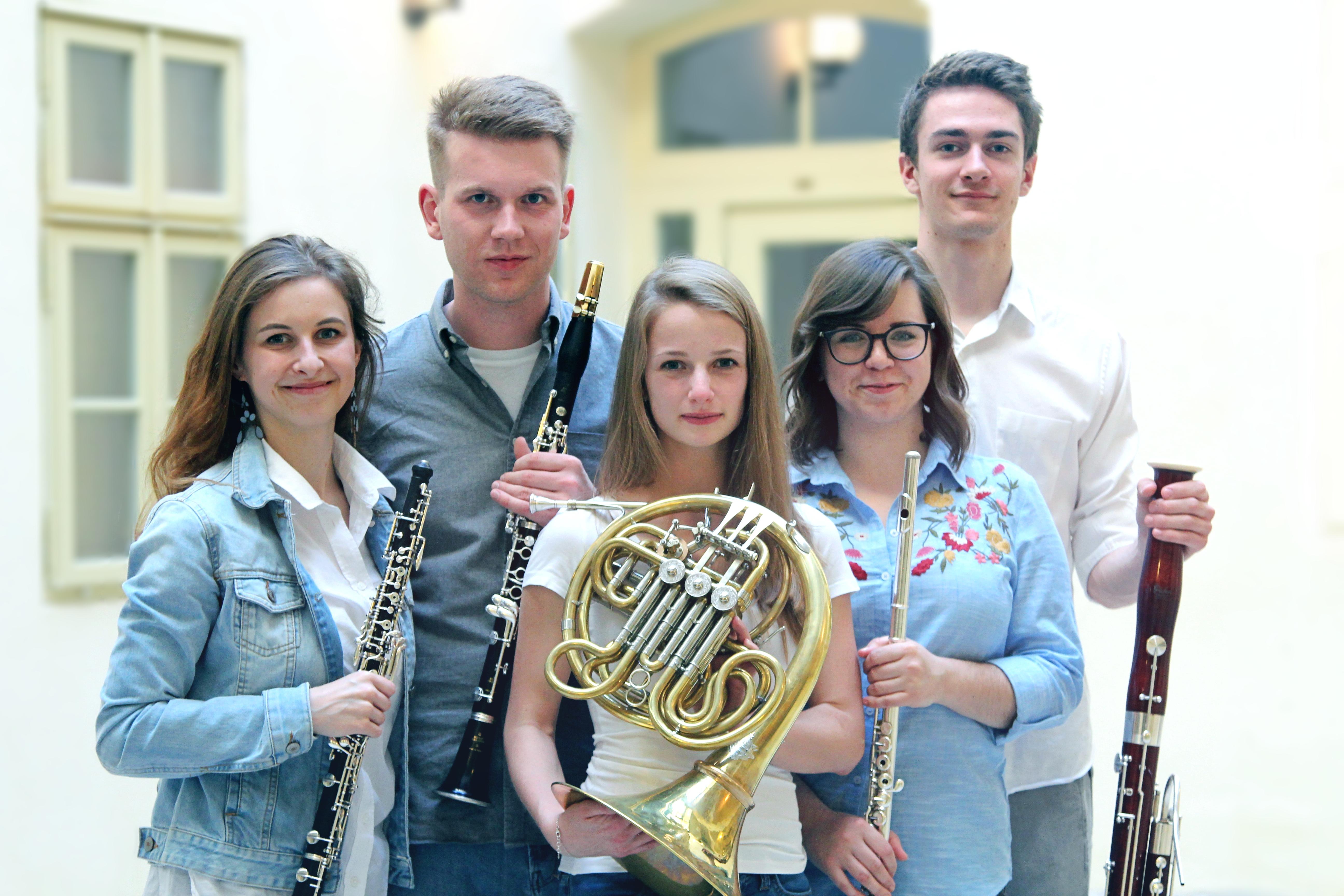 Alinde quintet
