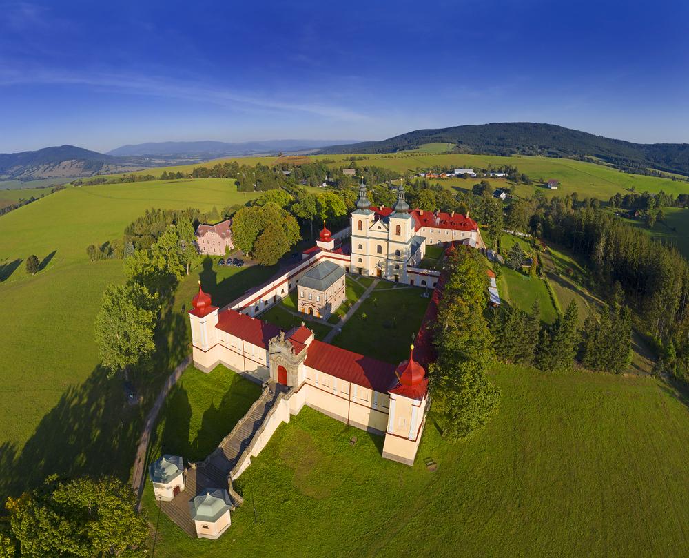 Králíky klášter